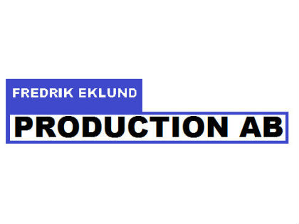 FREDRIK EKLUND PRODUCTION AB