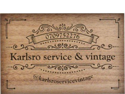 KARLSRO SERVICE & VINTAGE
