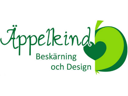 Äppelkind beskäring & design