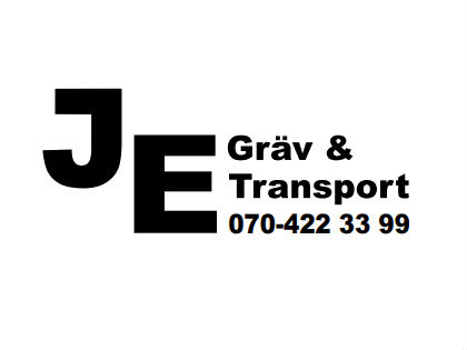 JE GRÄV & TRANSPORT