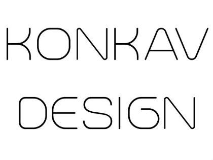 Konkav design
