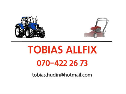 TOBIAS ALLFIX